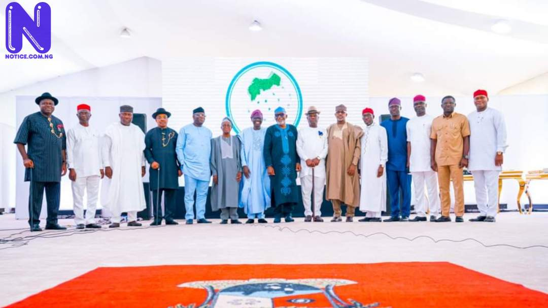 Southern Nigerian Governors meet in Enugu Thursday JZ65X9ZH162270