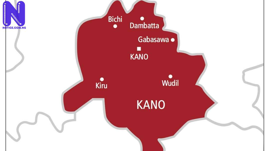 Security agencies foil attempted jail break in Kano prison KANO-STATE-MAP