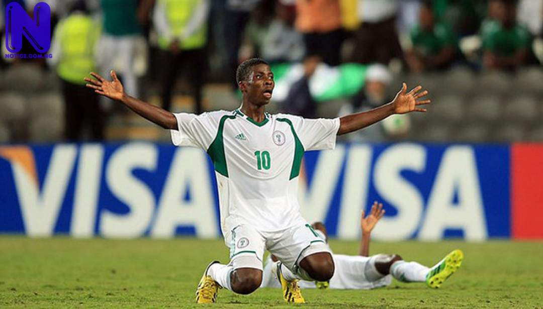 It might fall for Leicester City this season – Iheanacho - EPL KELECHI-IHEANACHO-1