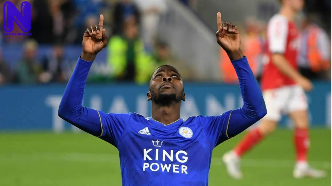 Iheanacho sets personal record in 3-0 win over West Brom - EPL KELECHI-IHEANACHO2