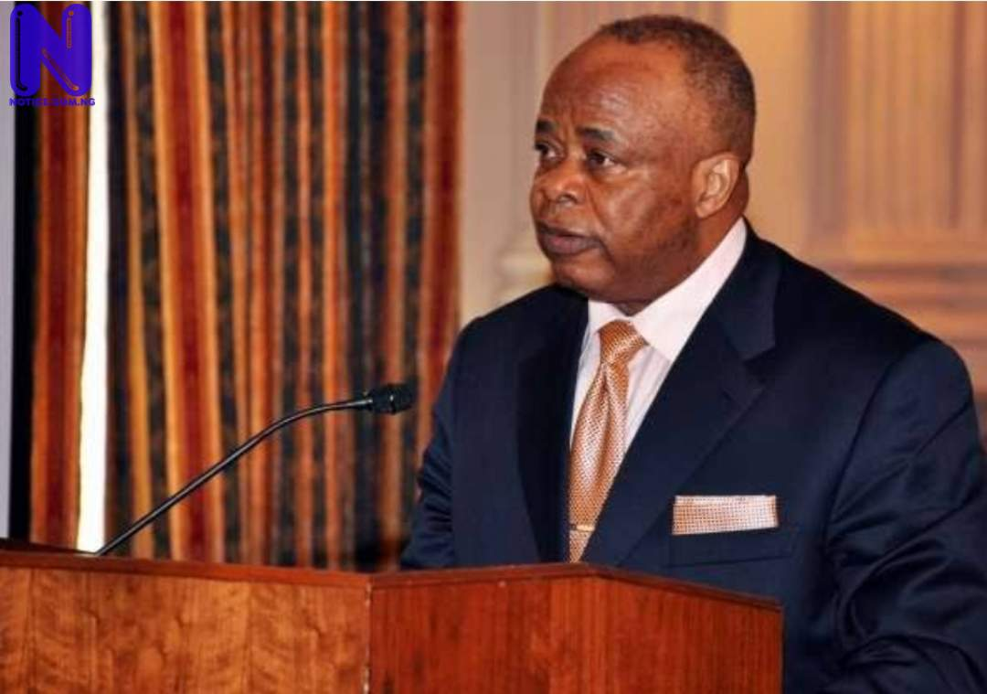 Military could have seized power in Nigeria if Senate under me approved tenure elongation – Ken Nnamani KEN- -NNAMANI-333553