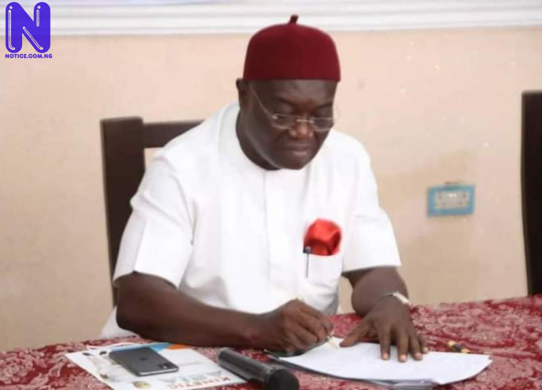 Install effective internal professional checks and balances in crime reportage – Ikpeazu tasks journalists - Insecurity KOAXB6GN