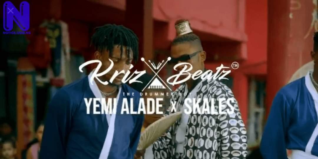 Download Video: Krizbeatz Ft Skales, And Yemi Alade - Riddim KRIZBEATZ-FT-SKALES-AND-YEMI-ALADE-RIDDIM