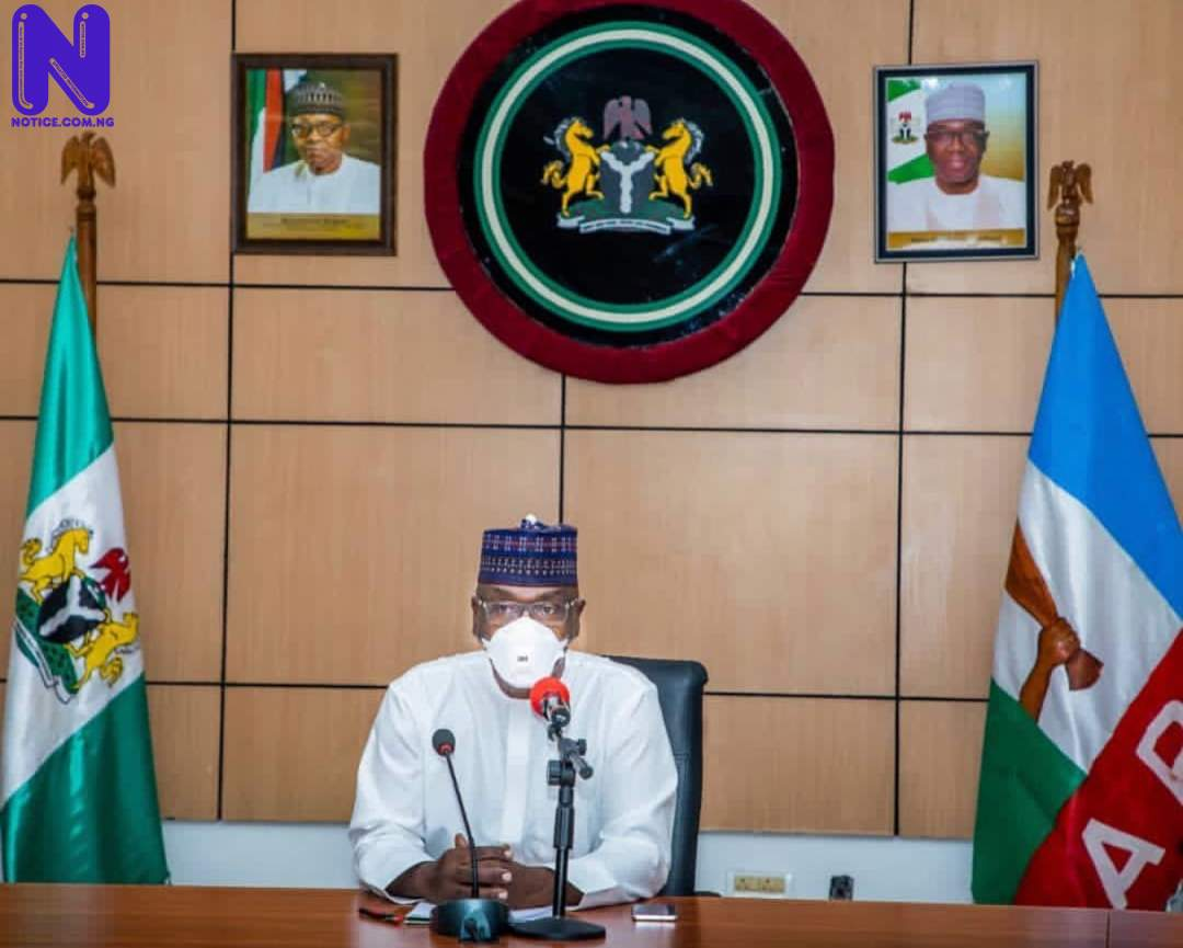 No restriction of movement in Kwara – Government - June 12 KWARA-GOVERNOR