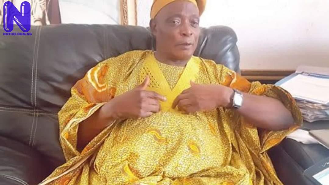 Talk to Nigerian People to douse tension – Ex-Oyo Governor, Ladoja tells Buhari LADOJA82027