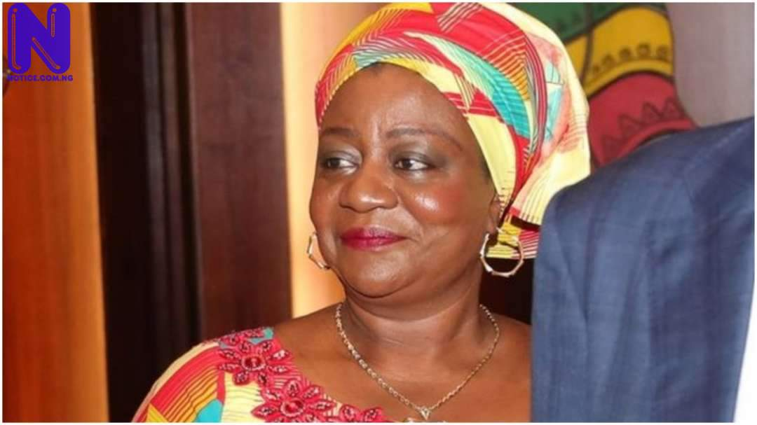 Senate screens Buhari's aide, Onochie, others as INEC commissioners LAURETTA-ONOCHIE21