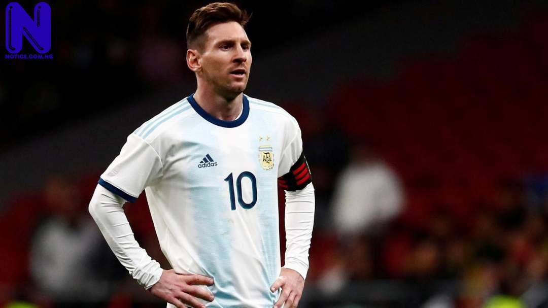 Messi expresses fear of contracting COVID-19 - Copa America 2021 LIONEL-MESSI-5