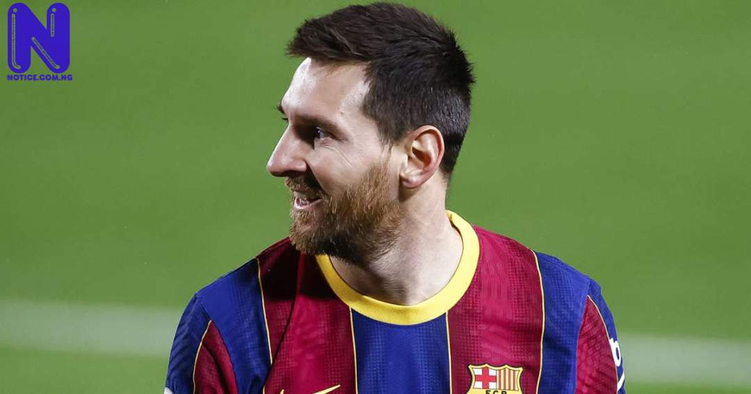 Messi close to breaking Diego Maradona's record LIONEL-MESSI-BARCELONA-V-ALAVES-LA-LIGA-02132021 L2W1FW1DHTNE11WCG4A77CTOV