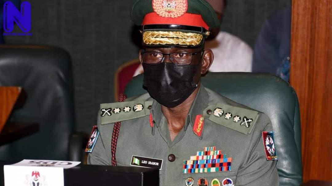 Nigerian Army confirms ISWAP leader, Al-Barnawi's death LUCKY-IRABOR114634