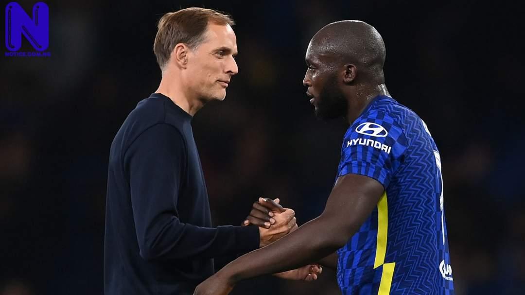 Lukaku spills Tuchel's advice to Chelsea at half-time against Zenit - Champions League LUKAKU-1185833
