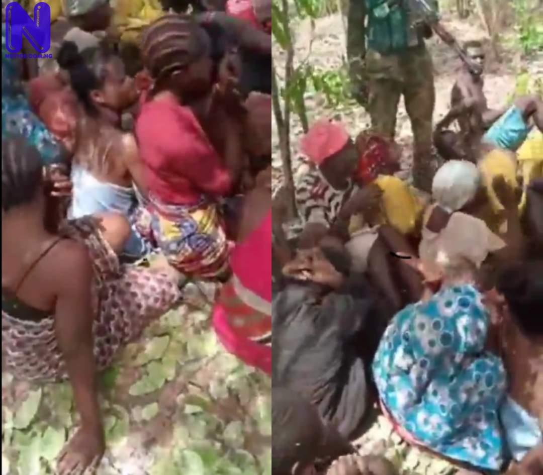 Abductors of Kaduna students demand N500 million ransom M20GJUYU