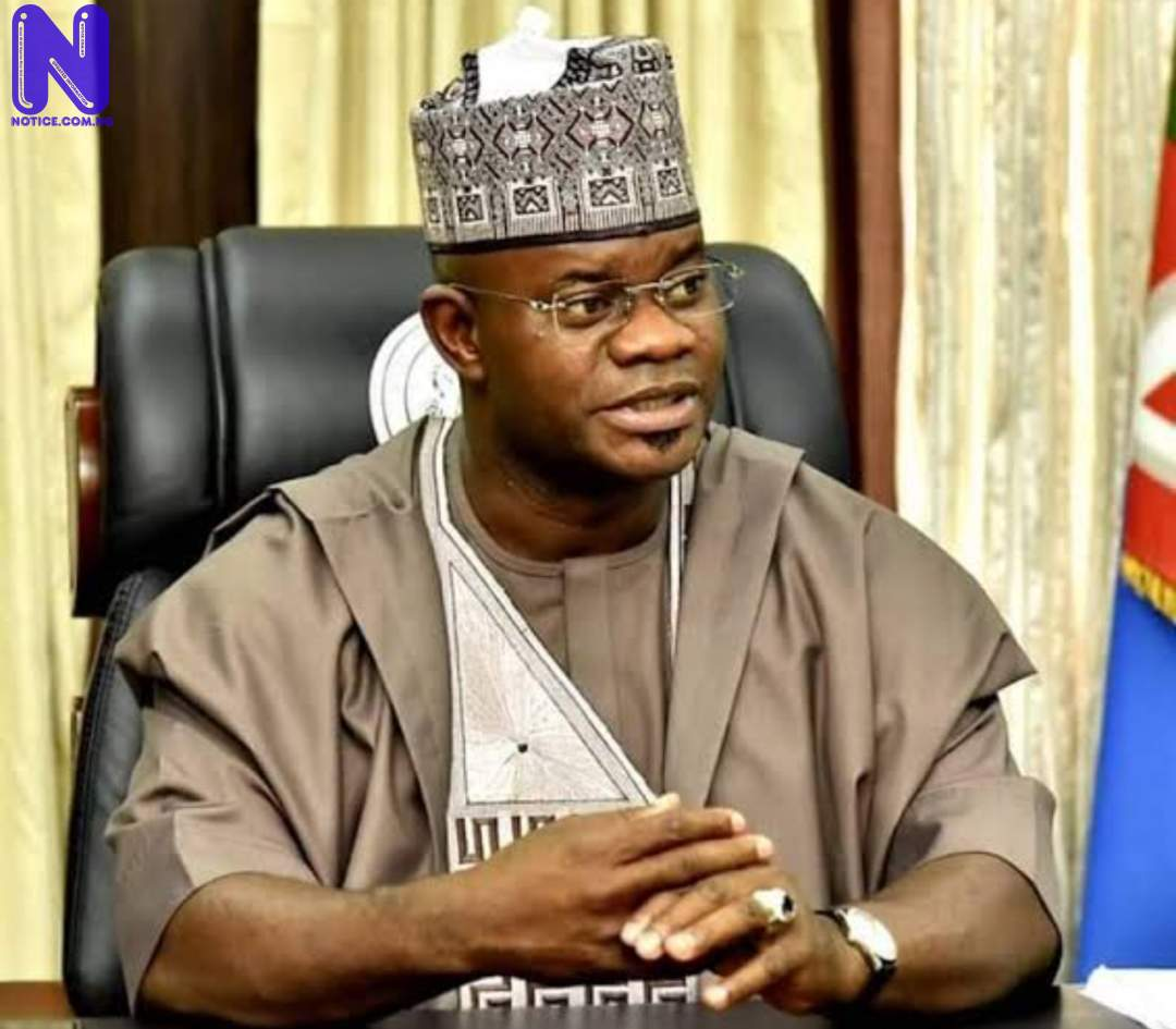 Buhari loves Nigerian youths, provides opportunities for them – Yahaya Bello M8EUN8Z4
