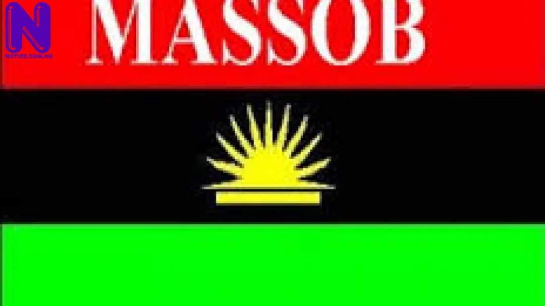Nigeria's days of existence are numbered – MASSOB - Biafra MASSOB