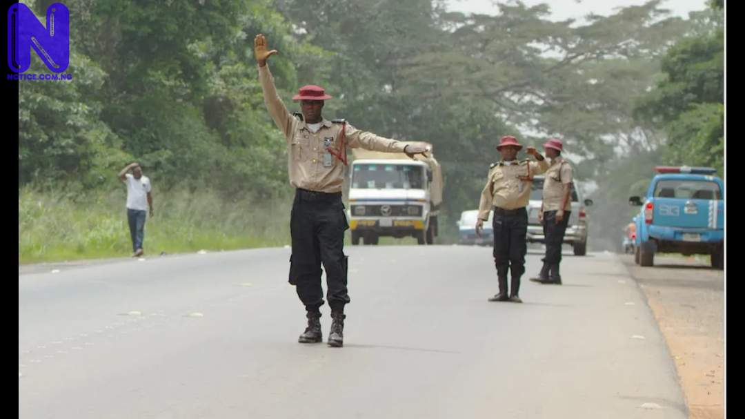 FRSC orders operatives to impound commercial vehicles without speed limit devices, arrest drivers without licence MAXRESDEFAULT-4