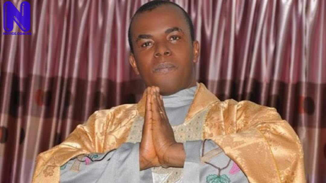 Fr Mbaka under attack for calling for Buhari's impeachment - Insecurity MBAKA-E1470661172202