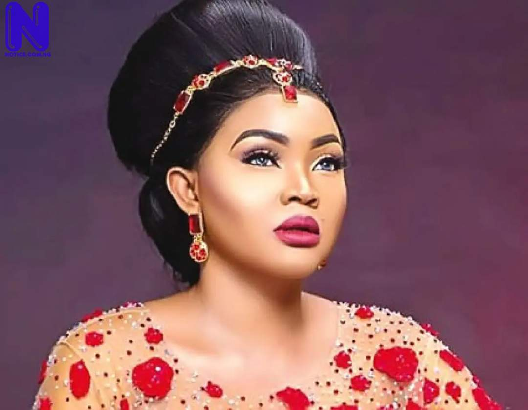 Mercy Aigbe, ex-husband tackle each other over Father's Day post MERCY-AIGBE