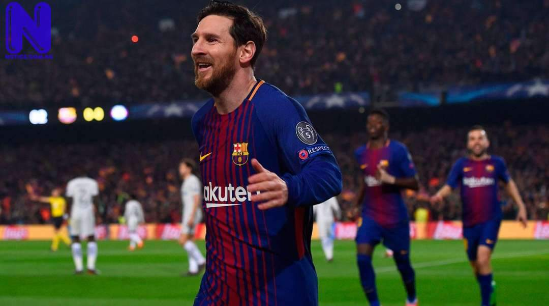 LaLiga investigating Barcelona players over meeting at Messi's house MESSI-1