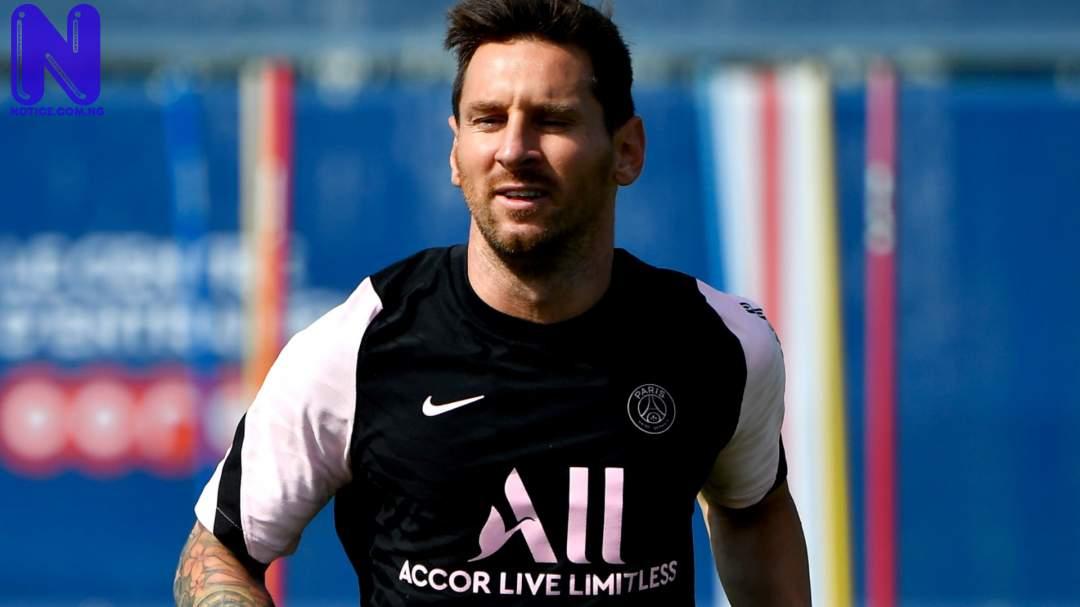 Messi's behaviour in dressing room surprises teammate - PSG MESSI-4169232