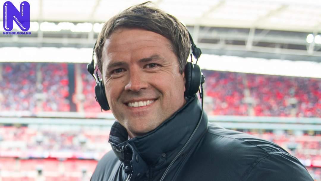 Owen predicts Man United, Arsenal, Tottenham, Chelsea, other fixtures - EPL MICHAEL-OWEN-4-1200