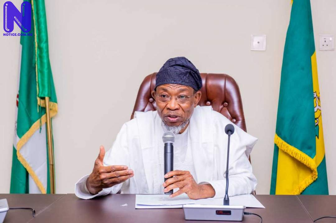 Nigerian Government declares Monday public holiday - Democracy Day MINISTER-OF-INTERIOR-RAUF-AREGBESOLA-SCALED-1