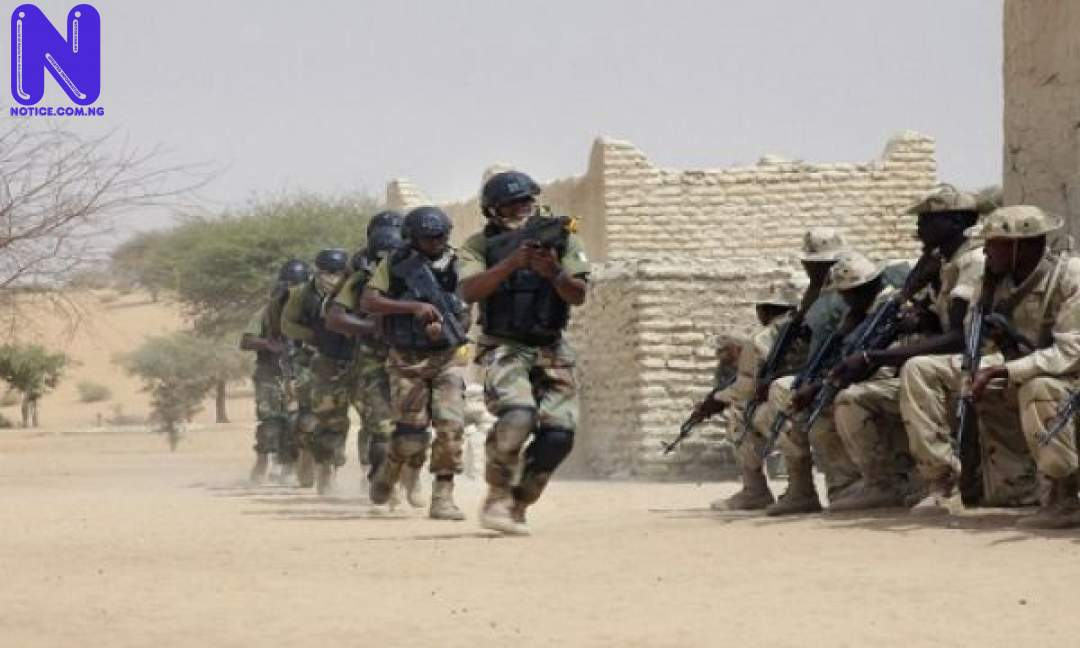 Nigerian forces go after bandits in Falgore forest, Kano hotspots MNJTF TROOPS 1-1200X720-1