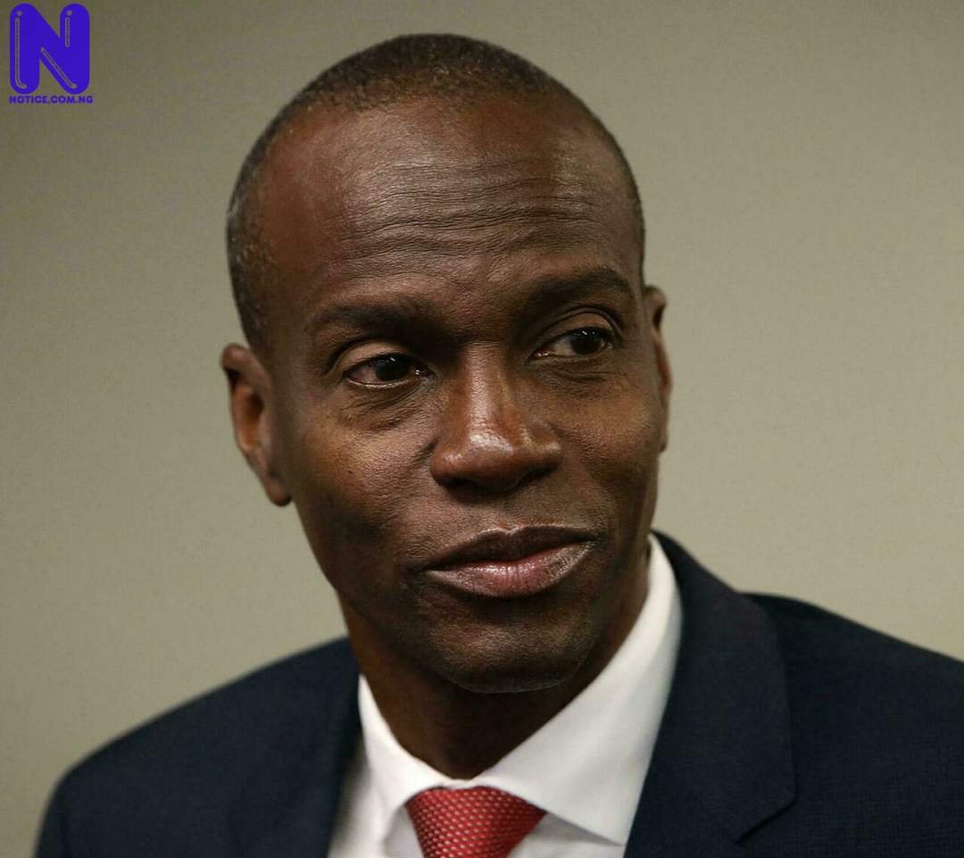 Police give fresh detail on assassination of Haitian president - Moise's murder MOISE