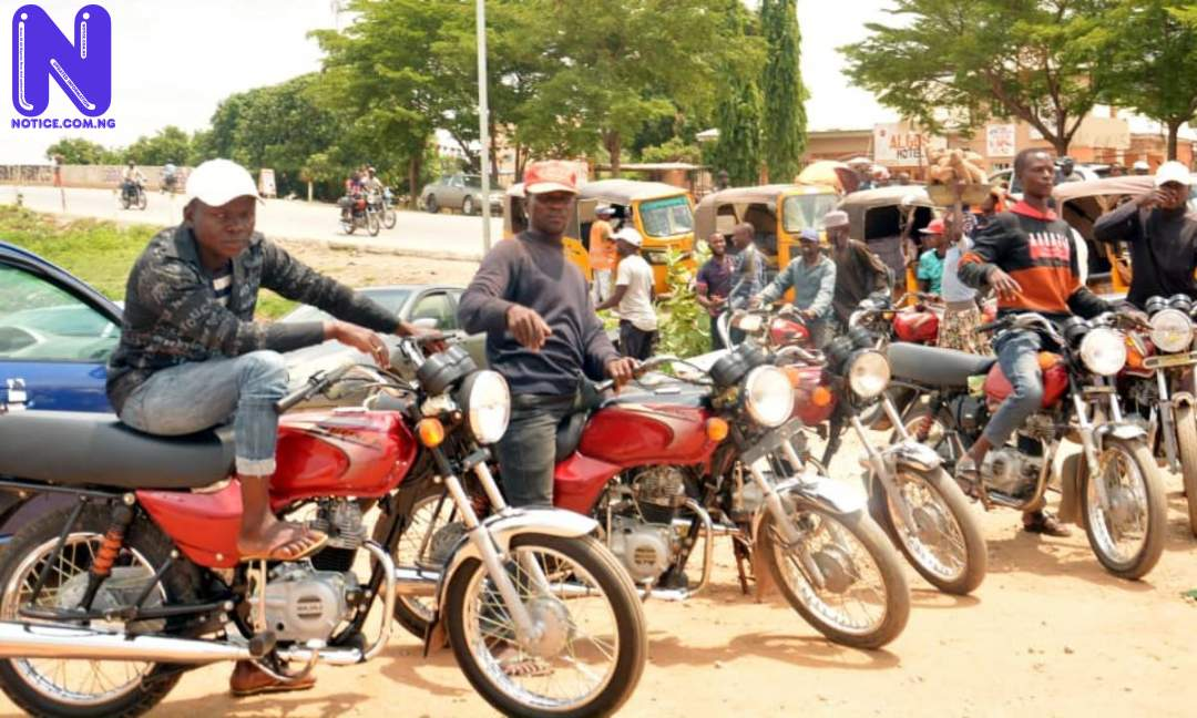 Ban on motorcycle leaves many stranded in Kaduna - Insecurity MOTORCYCLES188032