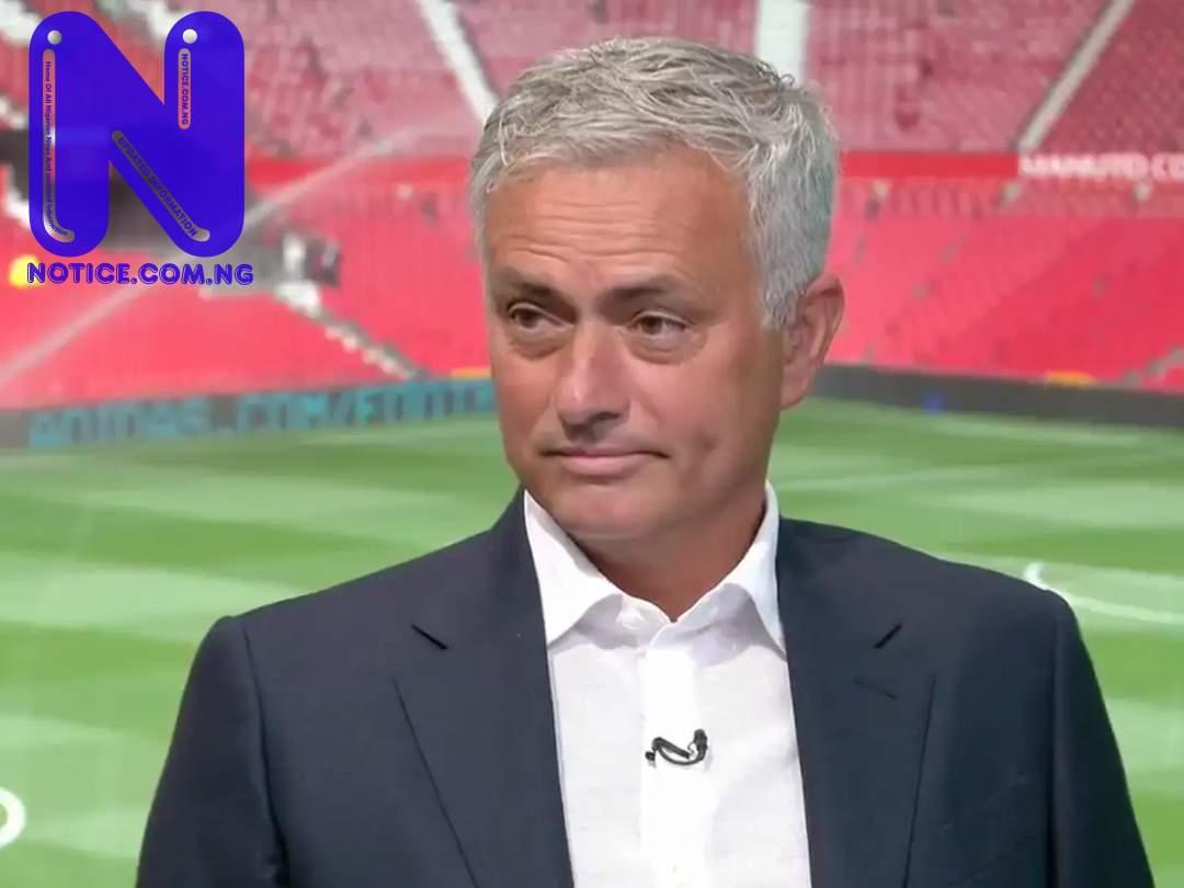 Mourinho reveals who convinced him to join Roma MOURINHO