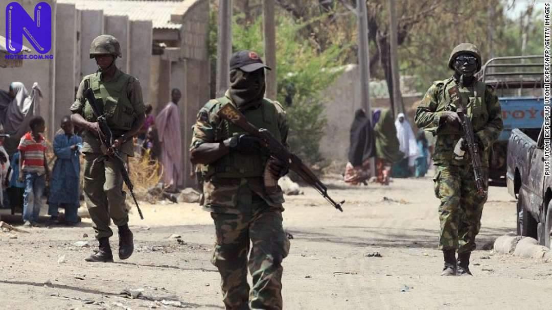 NAF neutralises bandits congregating in Kaduna NAF