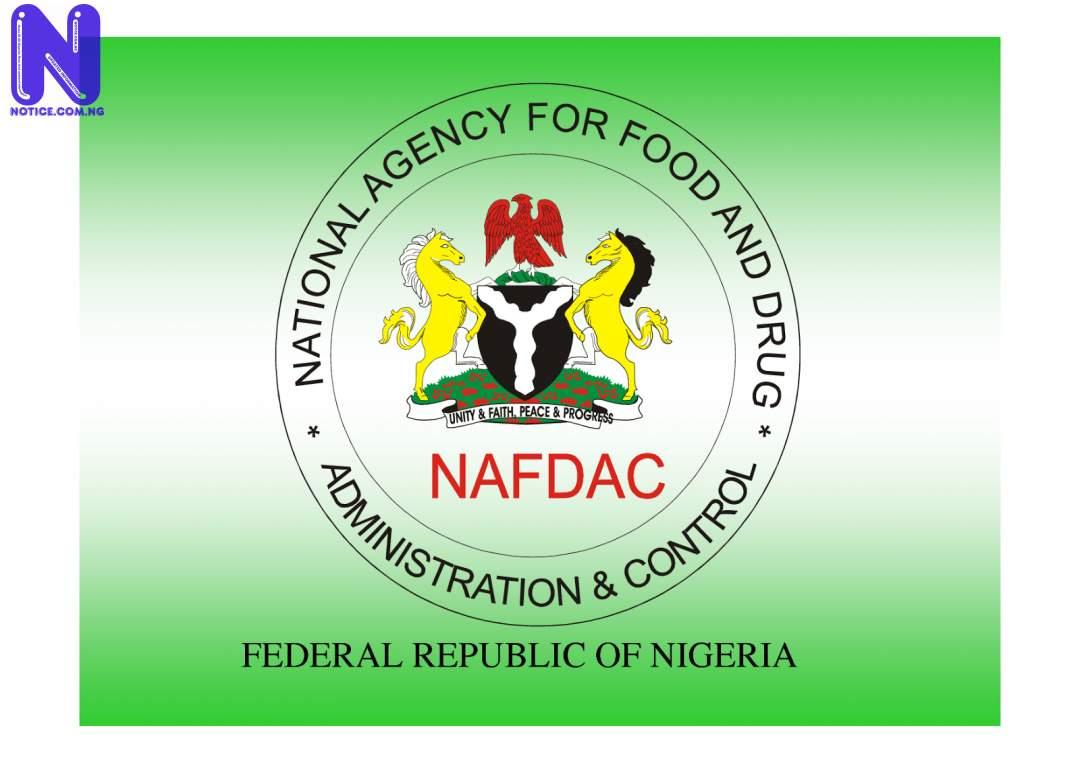 NAFDAC arrests fake injection water manufacturer in Zamfara NAFDAC117805