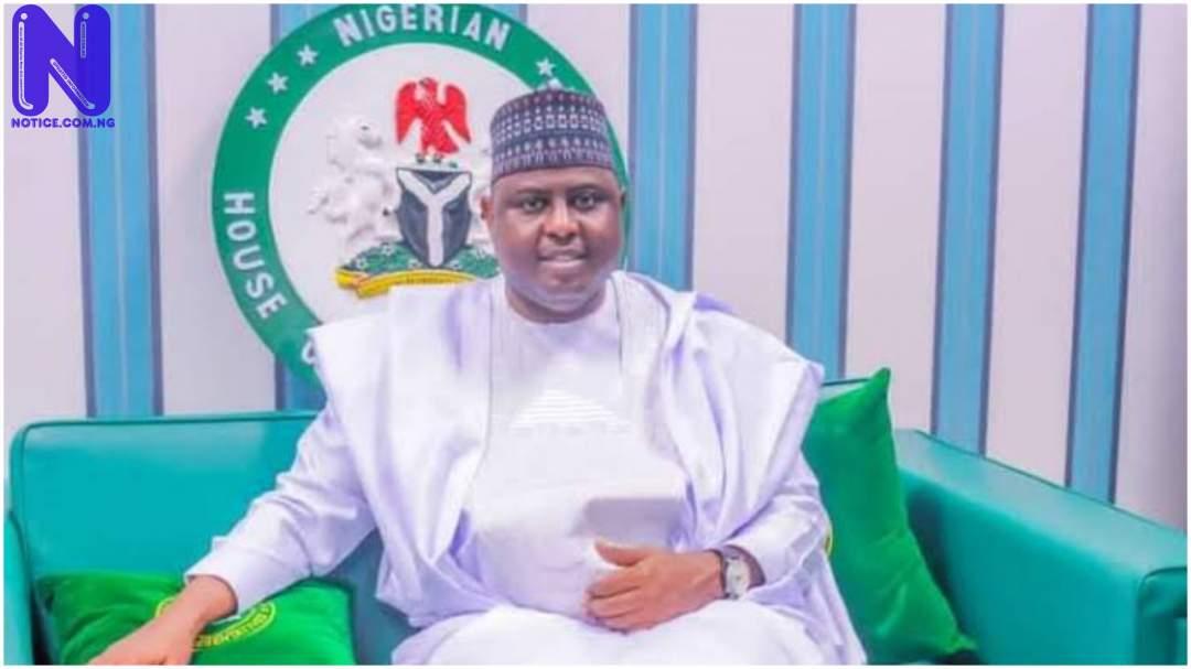 Bandits are terrorists – Nigerian lawmaker, Namdas NAMDAS128613