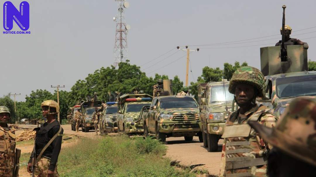One student dead, 5 others, 2 teachers rescued - Kebbi abduction NIGERIA-ARMY-PATROL-ISWAP-2019