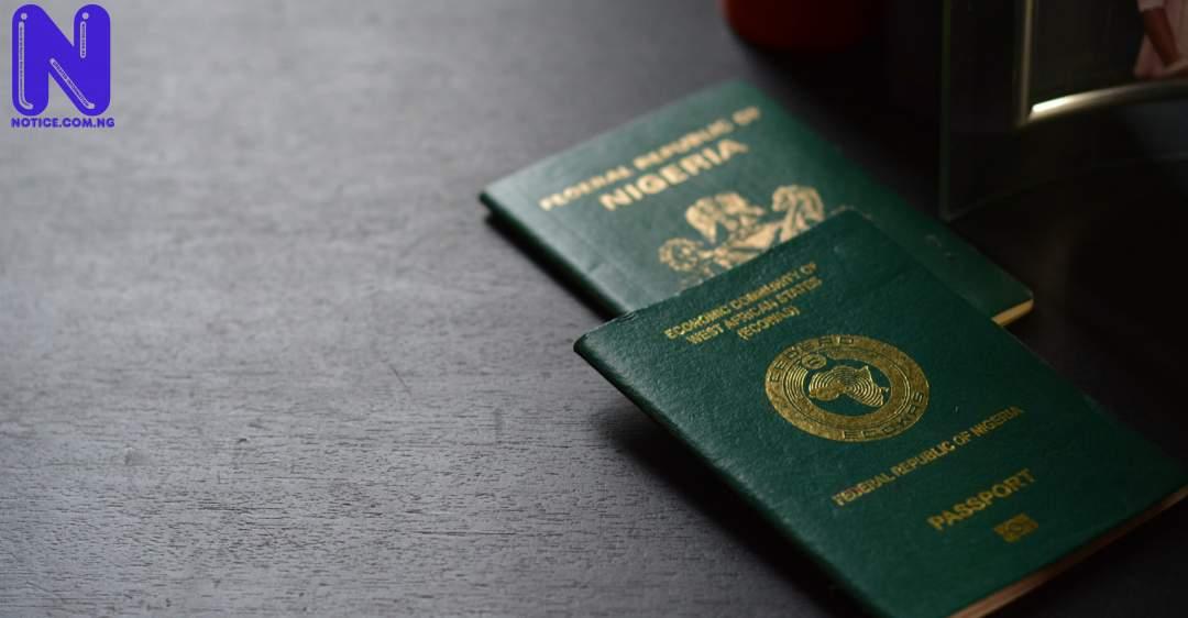Nigeria Immigration reopens passport application portal NIGERIA-ECOWAS-PASSPORTS