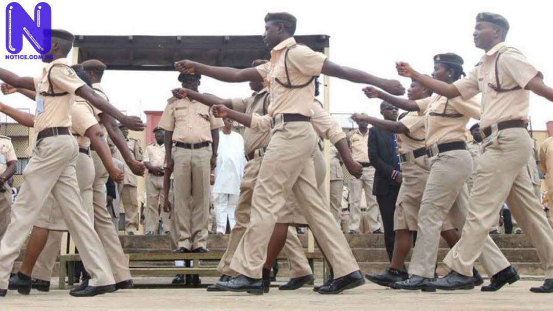 Acting Comptroller-General of Immigration, Jere vows to secure nation's borders NIGERIA-IMMIGRATION-SERVICE57110