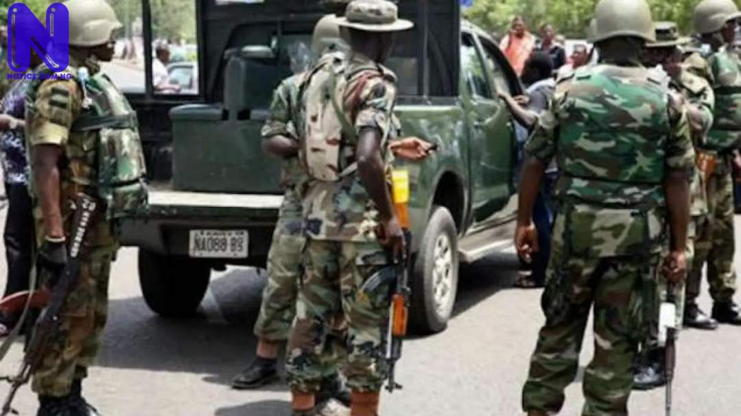 Nigerian military rescues kidnapped student in Plateau NIGERIAN-ARMY-1280X720-1