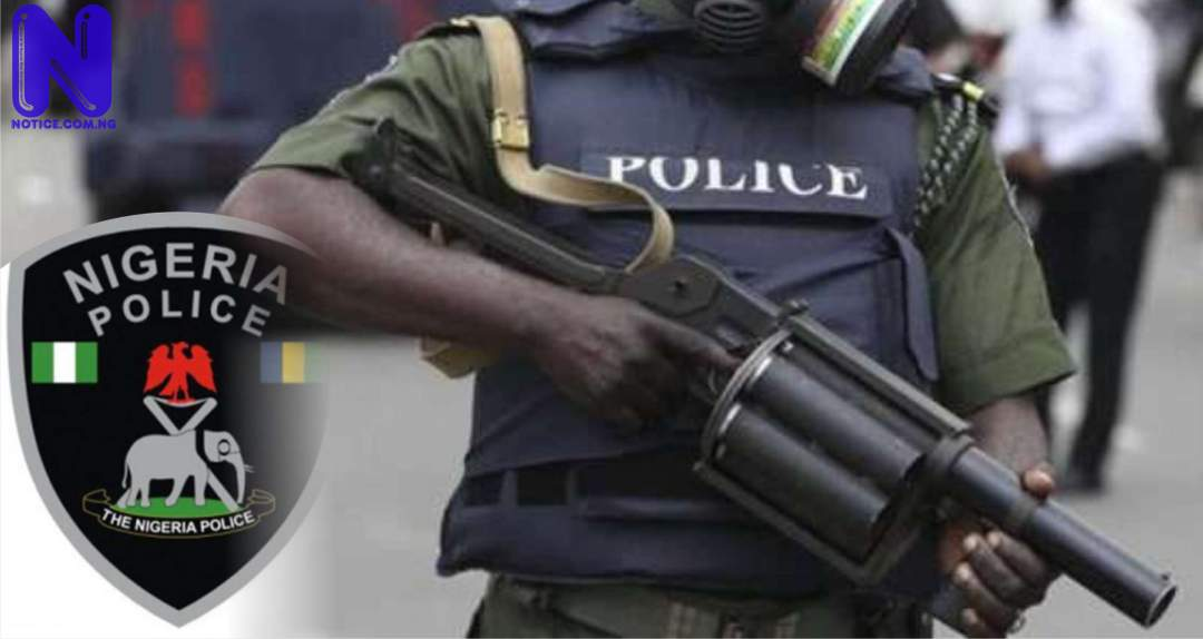 Police confirm attack on divisional station in Ebonyi NIGERIAN-POLICE-FORCE