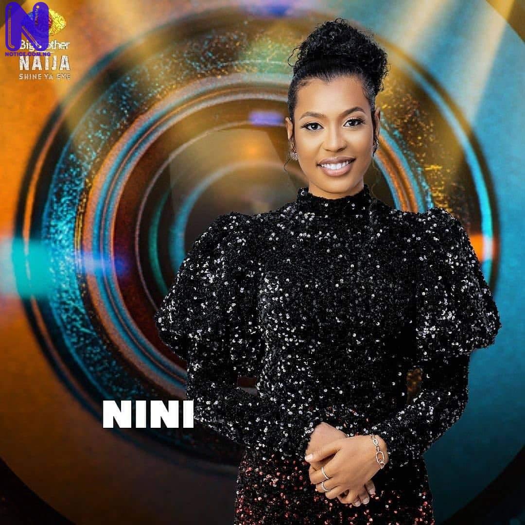 Drama as Nini reappears, tells Saga she's been on her bed all along (VIDEO) - BBNaija NINI125400