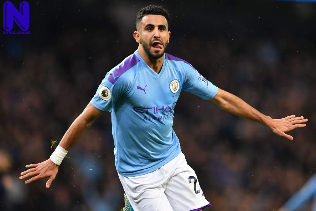 They lost their nerve, started kicking us says Man City's Mahrez blasts PSG players - UCL NINTCHDBPICT000542282108-SCALED