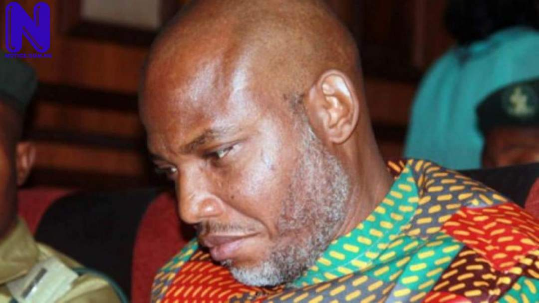 Produce Nnamdi Kanu in court for fair trial if you have no other agenda – HURIWA to FG - Biafra NNAMDI-KANU-SAD-2-1280X72058939