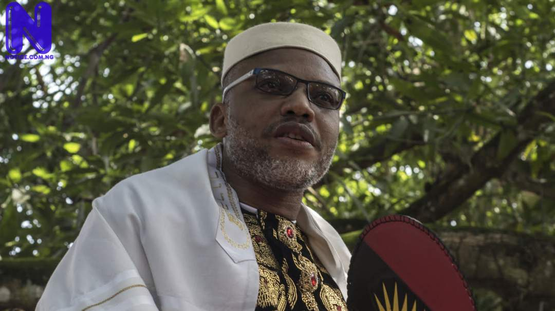 FG fails to appear in court, case adjourned - Nnamdi Kanu's N5 billion suit NNAMDI-KANU124734