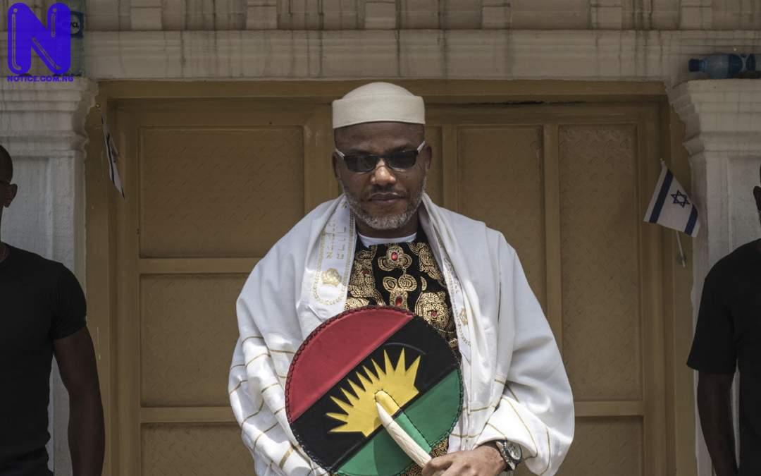 Igbo lawmakers to intervene, meet Buhari Government over IPOB leader - Nnamdi Kanu NNAMDI-KANU125153