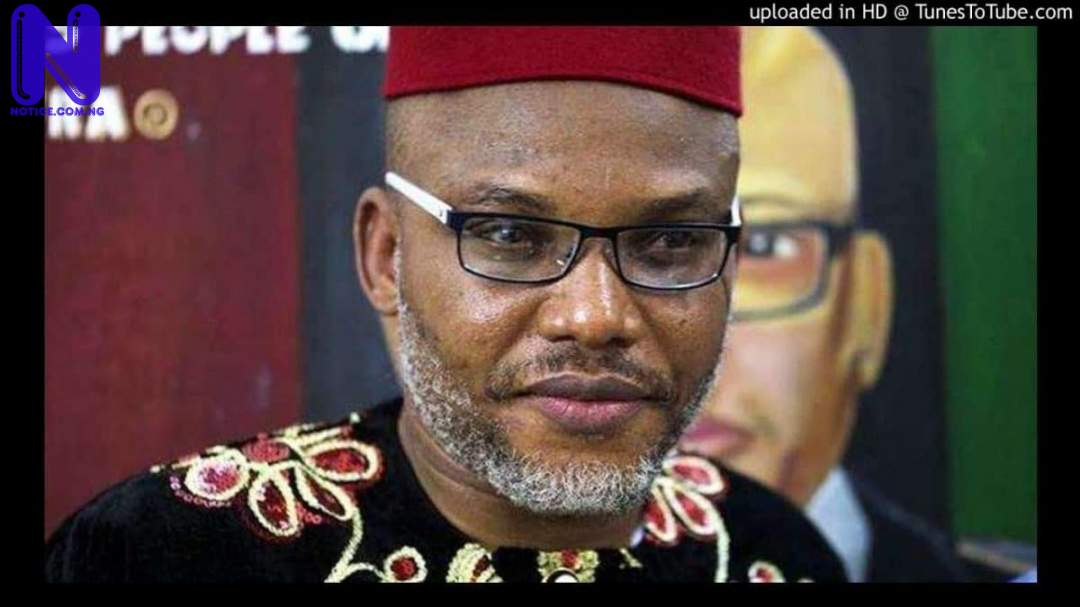 Kanu's brother speaks on what ESN will do in Southeast - Biafra NNAMDI-KANU61617