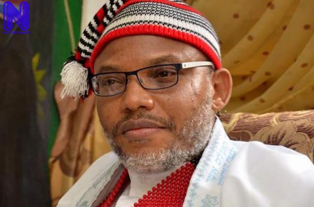 Anambra senator, Ubah makes case for Nnamdi Kanu's release by Nigerian govt NNAMDI-KANU68398