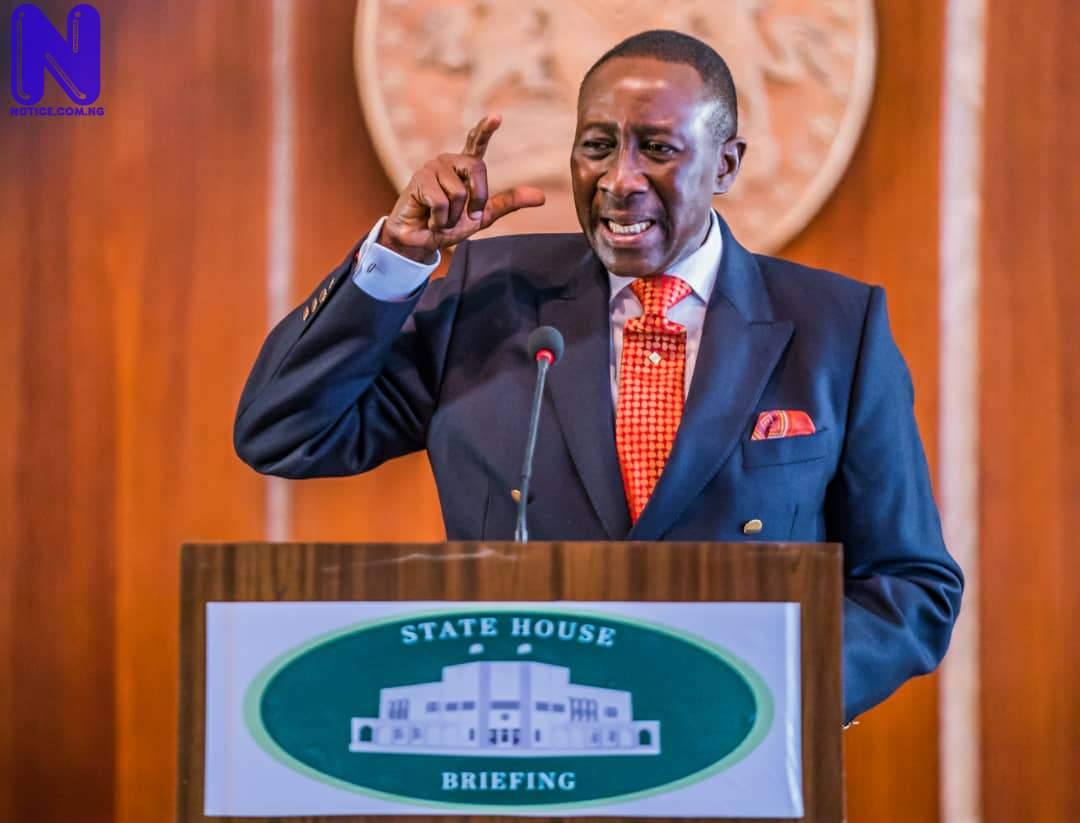 Nigeria declares NATFORCE illegal, bans unauthorized security outfits NSA-MONGUNO