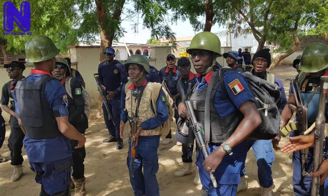 Defence Ministry, Nigerian military reform report submitted - Insecurity NSCDC