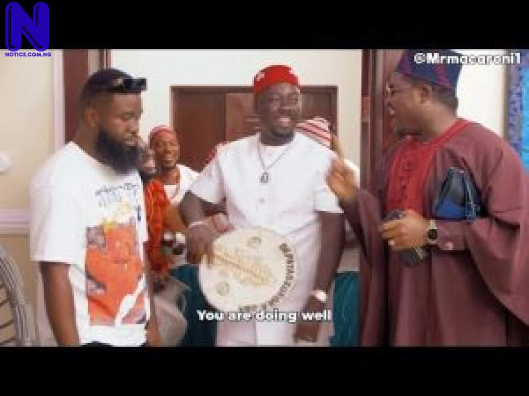 Download Comedy Video: Mr Macaroni - Obi Cubana Visits Daddy Wa OBI-CUBANA-VISITS-DADDY-WA-300X22514511