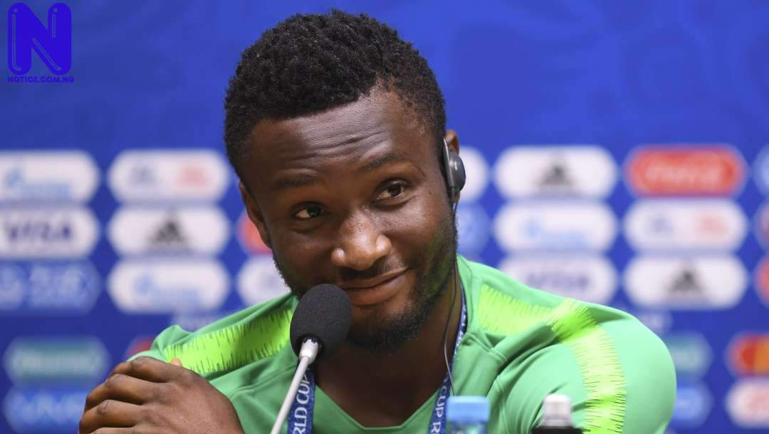 FG gives Mikel Obi new appointment OBI-MIKEL