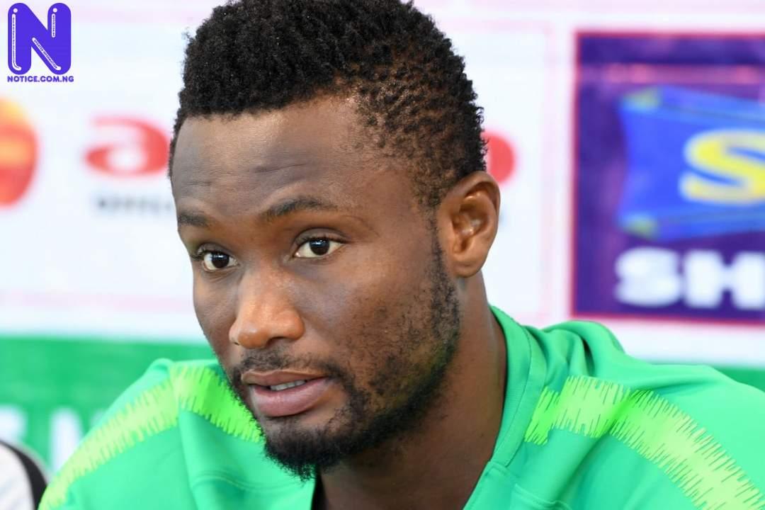 Mikel Obi names player who really helped him at Chelsea OBI-MIKELETEOFAVWSAEVRKC112380