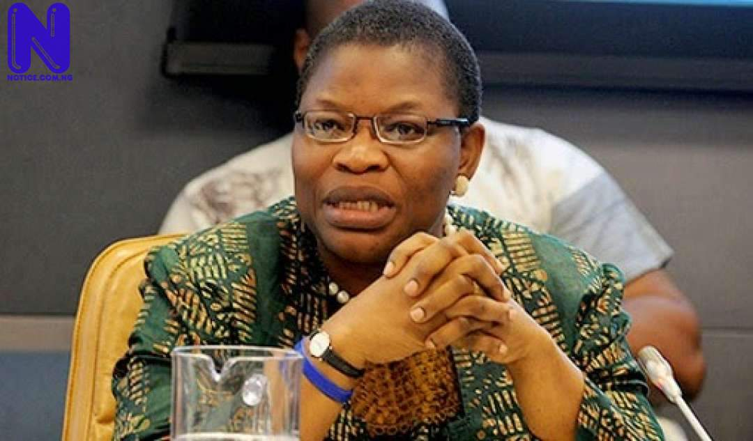 Presidential Villa empty, Nigeria's future must be discussed – Oby Ezekwesili OBY-EZEKWESILI