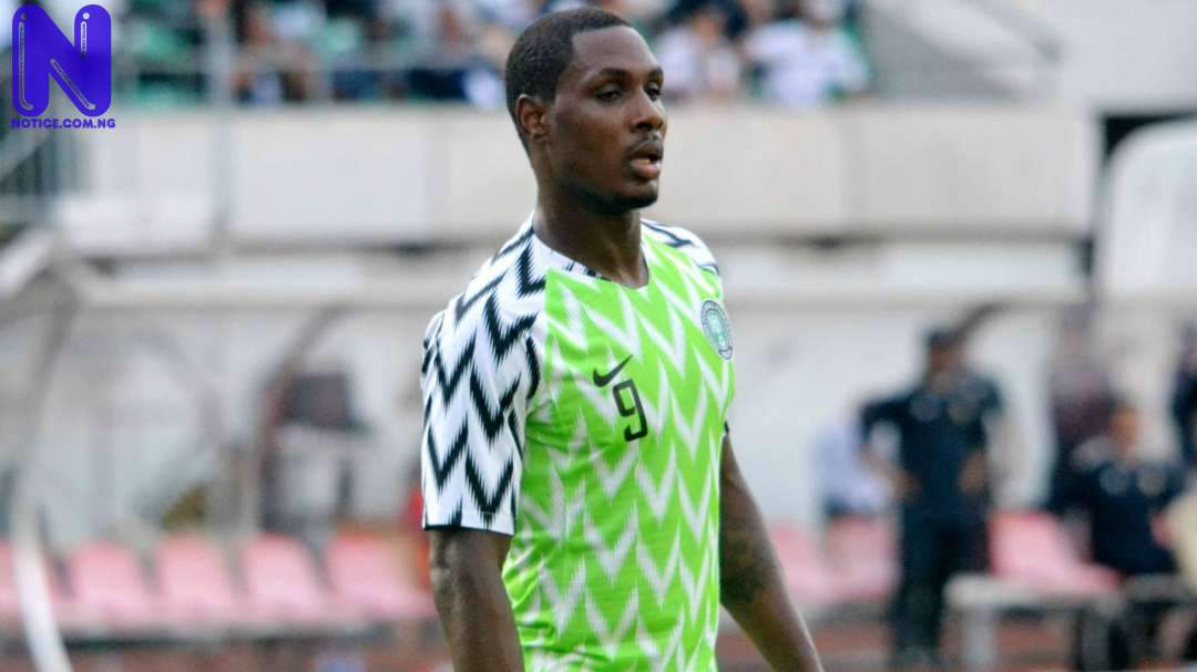 FG gives Ighalo new appointment ODION-IGHALO-1